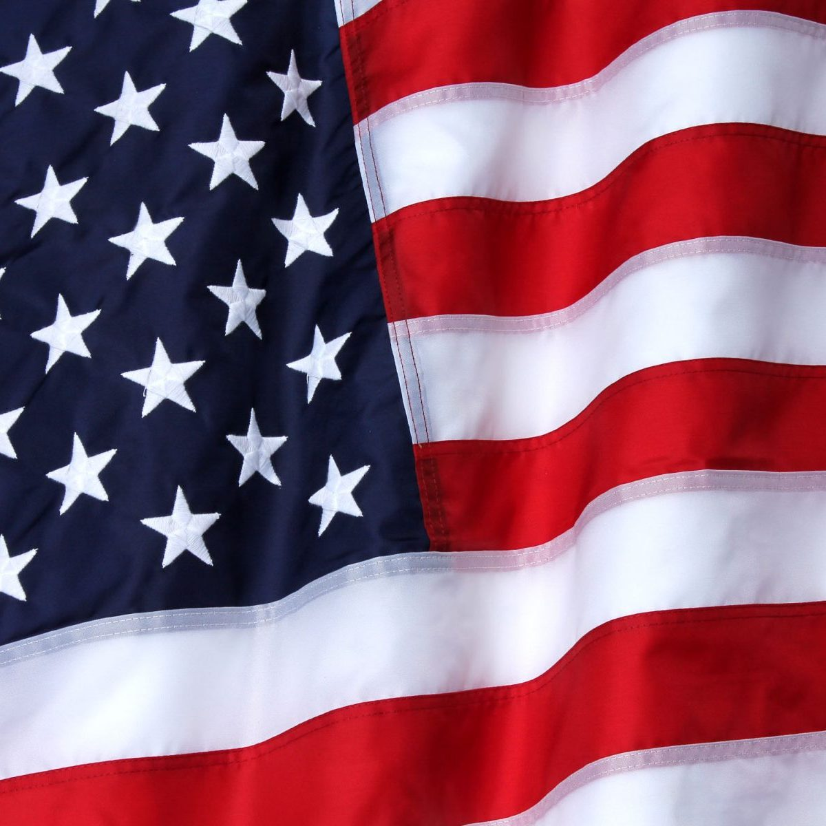 Nylon-American-Flag-closeup-1
